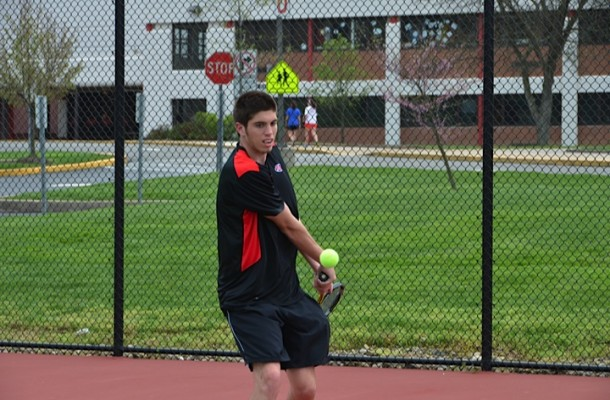 Expectations High for Boys Tennis
