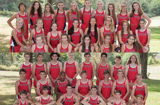 Cross Country Teams Make History Together