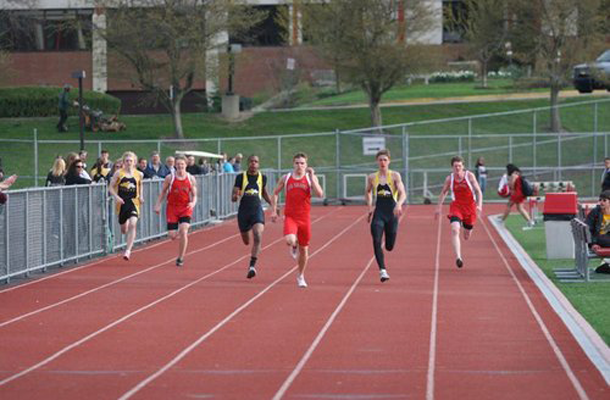 Track Team Looks for Spring Success