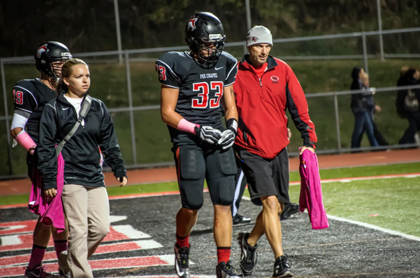 concussions in athletic training Article reposted from ein newsdesk author: ein newsdesk fighting the war against sport concussions are unsung heroes making life and death decisions every day in.