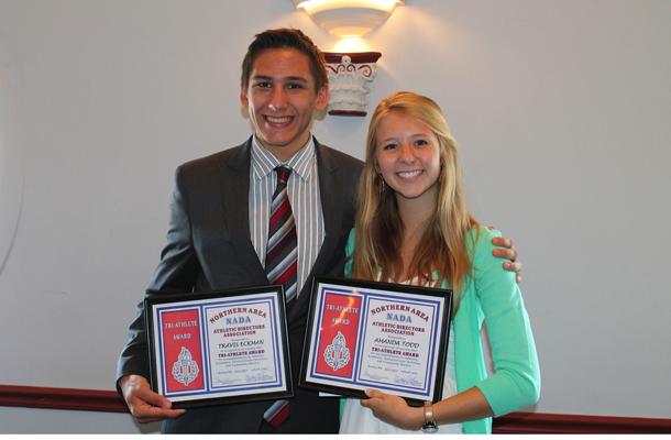 Tri-Sport Athletes Win Awards
