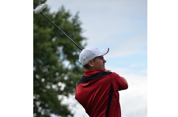 FC Grad Shoots for Junior Ryder Cup