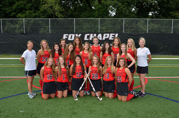 Field Hockey into Playoffs
