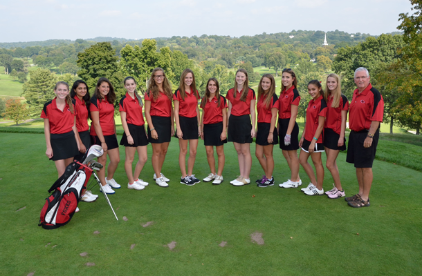 Girls Golf Update
