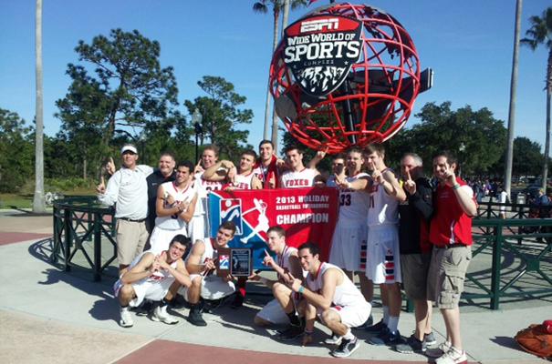 Foxes Win Florida Tournament