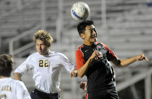 Boy's Soccer Team Wins Thriller