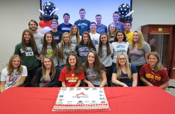Athletic Scholarships Fox Chapel Area Athletics