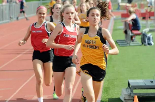 North Featured Athlete: Caelan Miller