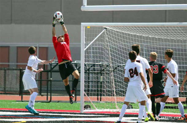 Early Playoff Exit Motivates Boys' Soccer