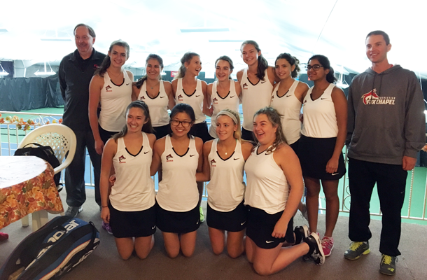 Girls' Tennis Advances in PIAA Championship