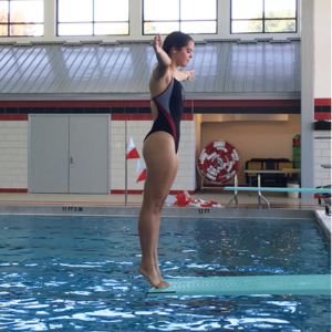 """""""Firsts"""" at High School's New Pool"""