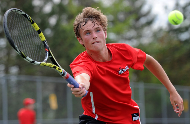 Boys' Tennis Team Off to 3-0 Start