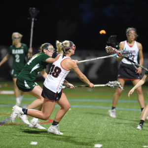 Girls' LAX Goes to States, First Time in School History
