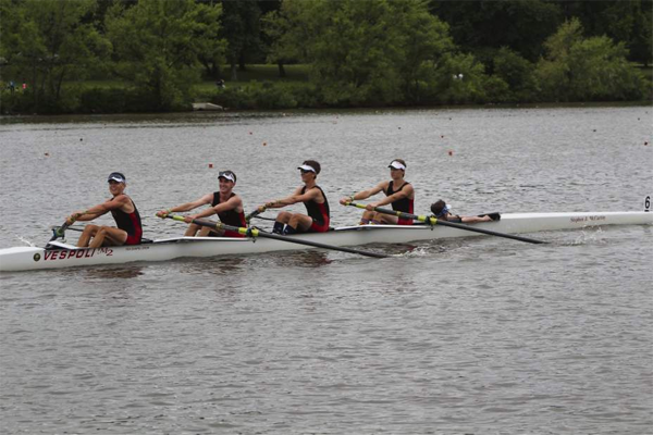 Rowers Earn Silver at Regatta