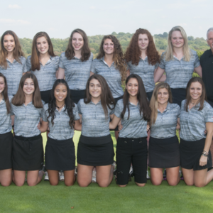 Girls' Golf Places Fourth at State Final
