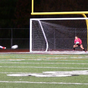 Soccer Girls Fight Conditions to Win Playoff Game