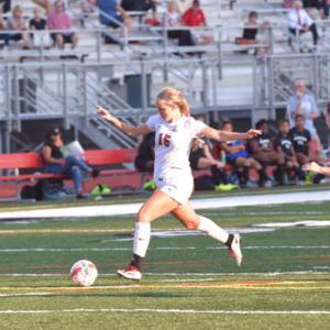 Soccer Star Katie Livingston Loves a Challenge