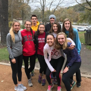 Girls' Team and Two Runners Head to PIAA Championships