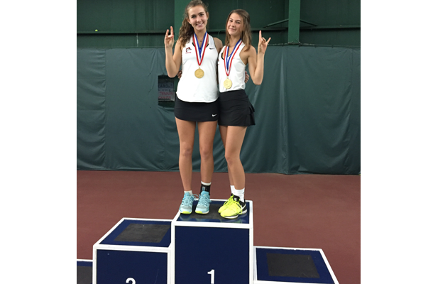Amanda Nord, Charlotte James Win PIAA Tennis Doubles Title