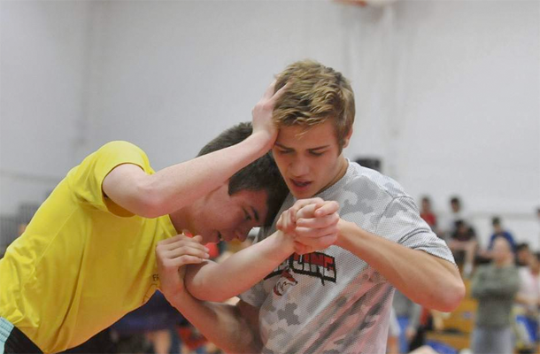 Young Wrestlers Set to Lead Fox Chapel