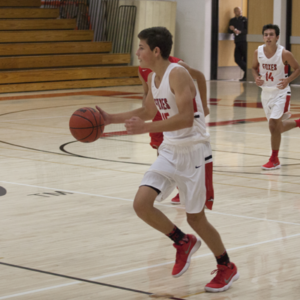 Unsung Heroes on JV Basketball Share in Varsity Success