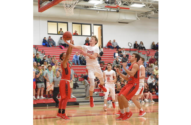 Boys' Basketball Seeded Third in WPIAL 6A Playoffs