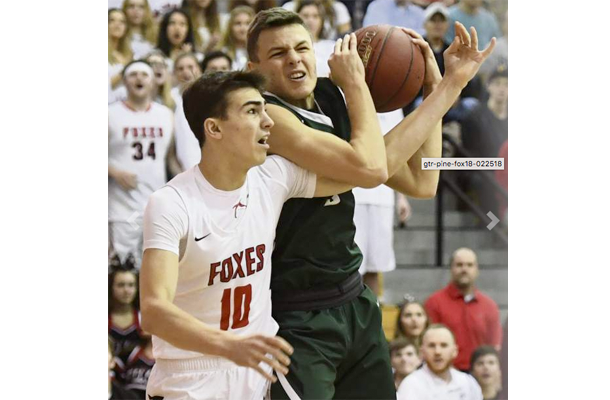 Pine-Richland Too Much for Foxes