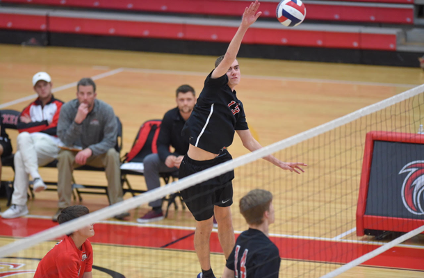 Outside Hitter Enjoys New Role