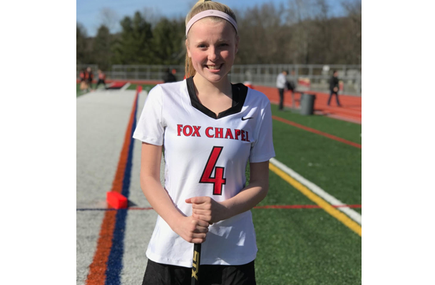 Multi-Talented Sloan Rost Puts Lacrosse First
