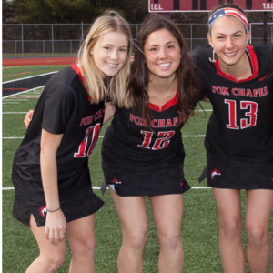 Midfield Trio Central to Girls' LAX Success