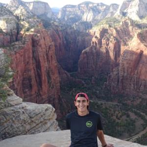Alumni Update: Elias Graca