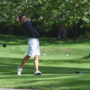 Boys' Golf Breaks School Record, Sends Five Players WPIAL Finals