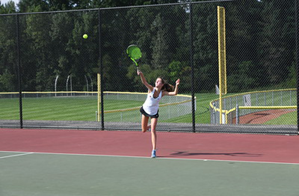 Future promising for Fox Chapel girls tennis