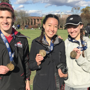 Cross Country Finishes Strong at PIAAs