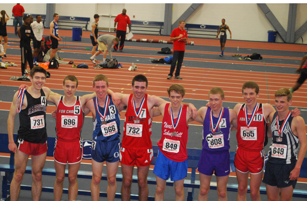 Indoor Track Champions