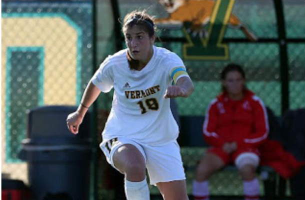 Soccer Alum Joins National Team