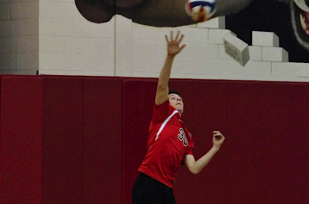 Volleyball Team Off to Great Start