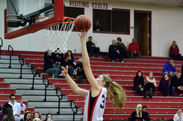 Lady Foxes Lose in Semi-Finals