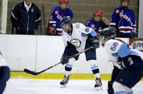 Hockey Team Finishes Strong