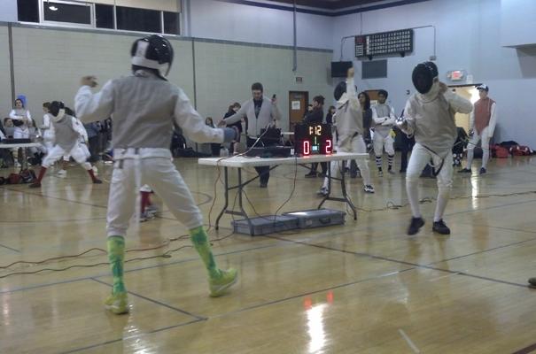 Fencing News