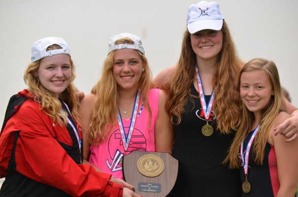 Three Rivers Rowing Association