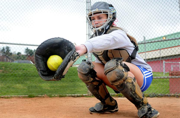 FC Grad Wins Honor for Softball