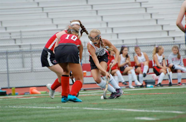 Freshman Leads Team Into the Field Hockey Playoffs