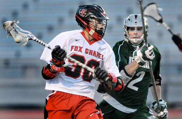 Upperclassmen to Play Key Role for Boys' Lacrosse