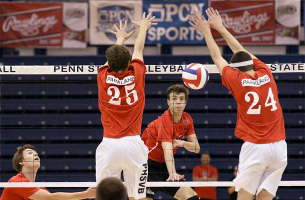 Volleyball Team Makes Good on Promise