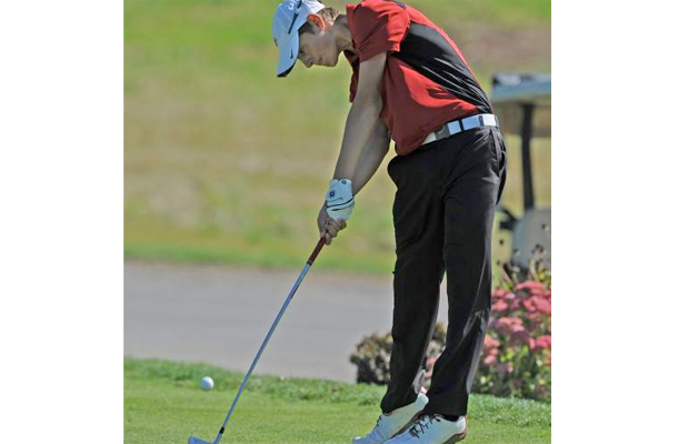 FC Drives for WPIAL Golf Title