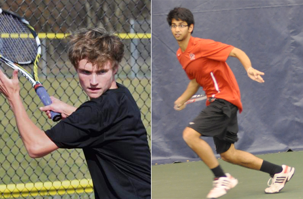 Foxes' Tennis Stars Make PIAA History