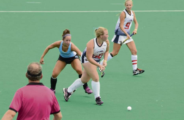 Field Hockey Player Gains International Experience