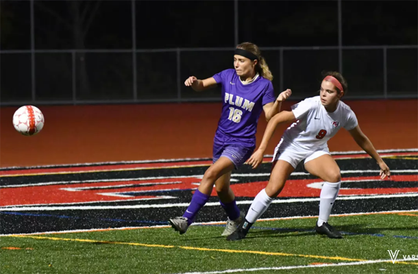 Girls' Soccer Team Still Undefeated
