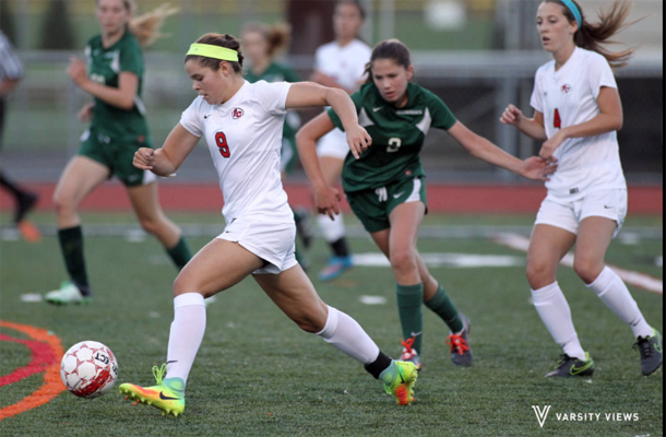 Talent Returns for Girls' Soccer
